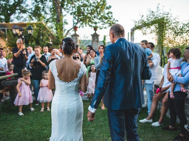 Il matrimonio di Angela e Davide a Savignone, Genova 18