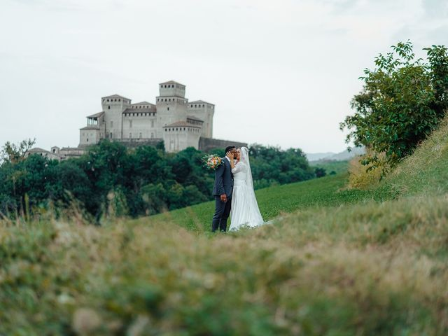 Le nozze di Lidia e Yhoiner