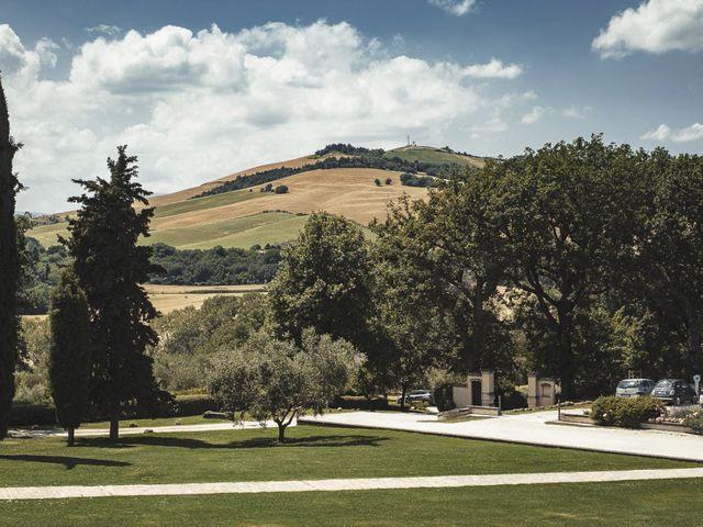 Il matrimonio di Giovanni e Virginia a Urbino, Pesaro - Urbino 5