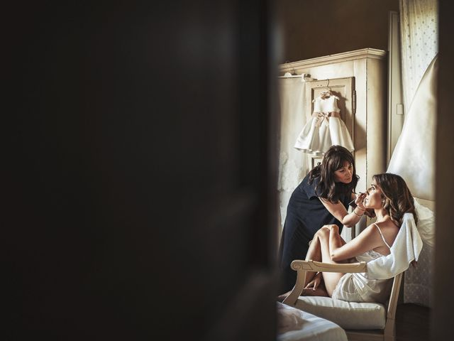 Il matrimonio di Giovanni e Virginia a Urbino, Pesaro - Urbino 12