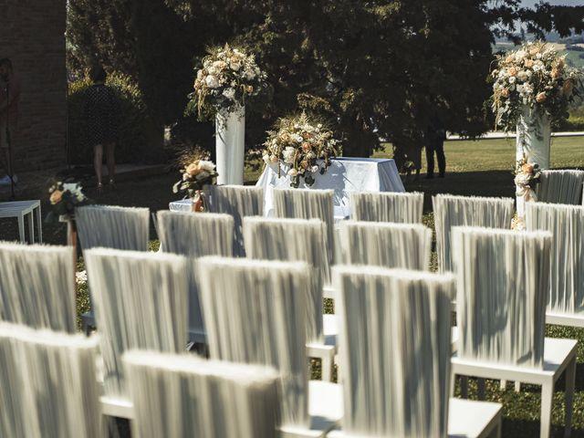 Il matrimonio di Giovanni e Virginia a Urbino, Pesaro - Urbino 23
