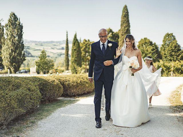Il matrimonio di Giovanni e Virginia a Urbino, Pesaro - Urbino 25