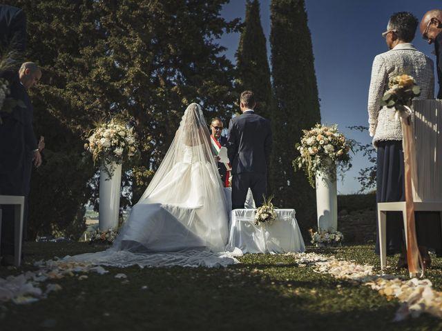 Il matrimonio di Giovanni e Virginia a Urbino, Pesaro - Urbino 28