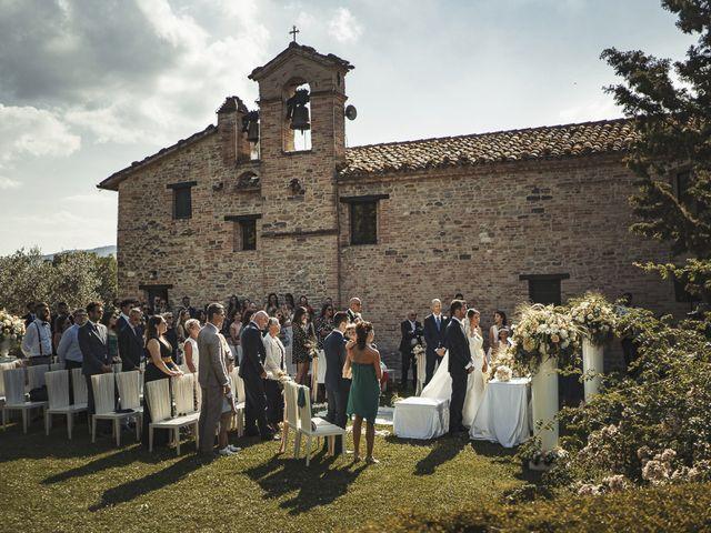Il matrimonio di Giovanni e Virginia a Urbino, Pesaro - Urbino 1