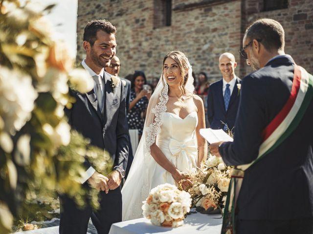 Il matrimonio di Giovanni e Virginia a Urbino, Pesaro - Urbino 29