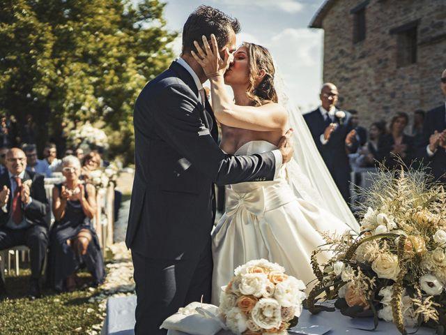 Il matrimonio di Giovanni e Virginia a Urbino, Pesaro - Urbino 35