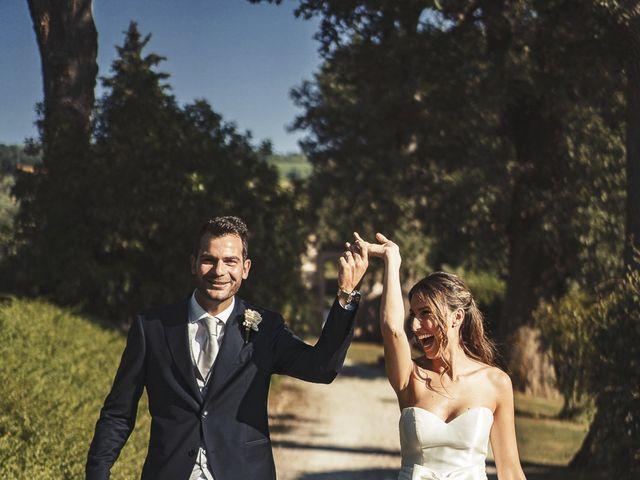 Il matrimonio di Giovanni e Virginia a Urbino, Pesaro - Urbino 40