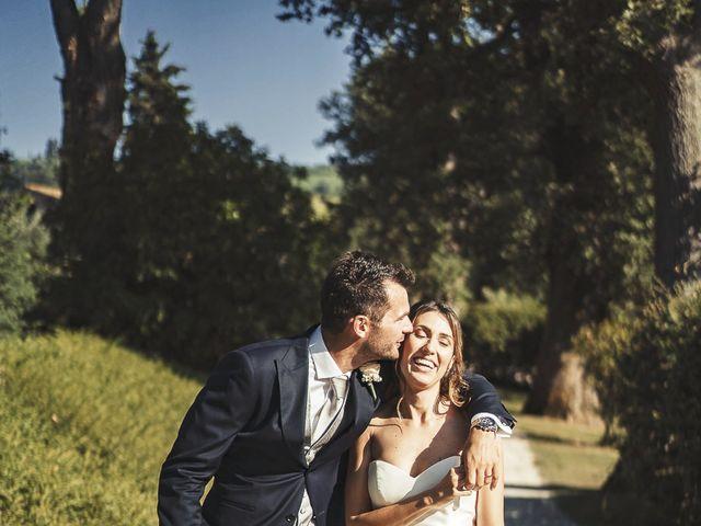 Il matrimonio di Giovanni e Virginia a Urbino, Pesaro - Urbino 41
