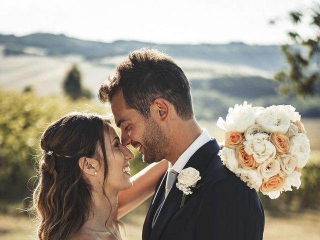 Il matrimonio di Giovanni e Virginia a Urbino, Pesaro - Urbino 47