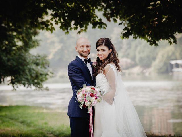 Le nozze di Jessica e Simone