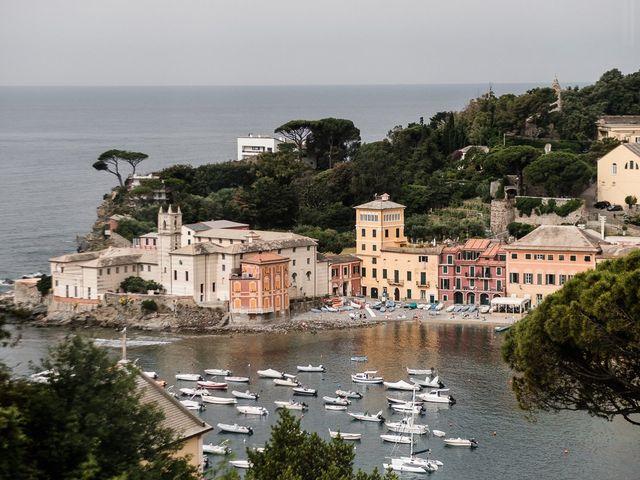 Il matrimonio di Luciano e Elisa a Sestri Levante, Genova 2