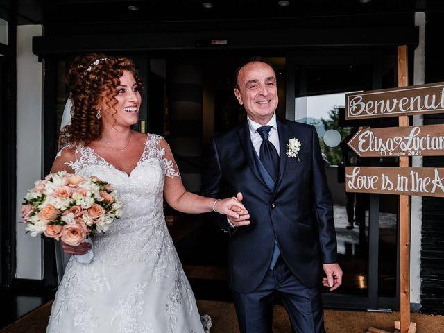 Il matrimonio di Luciano e Elisa a Sestri Levante, Genova 12