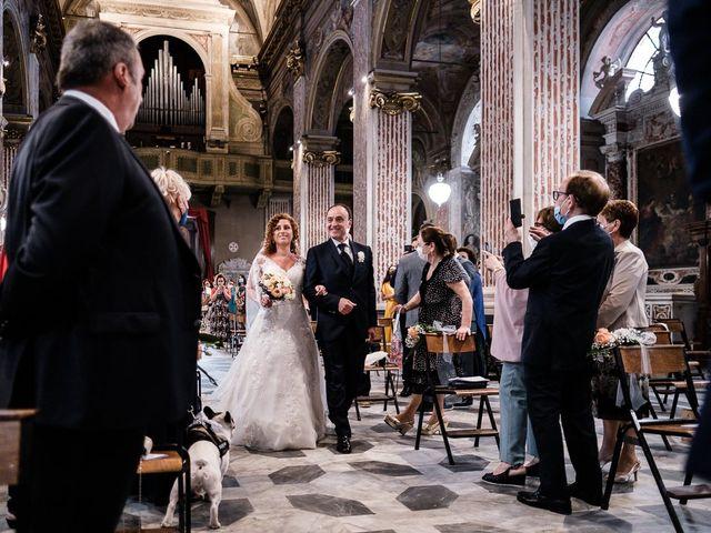 Il matrimonio di Luciano e Elisa a Sestri Levante, Genova 14