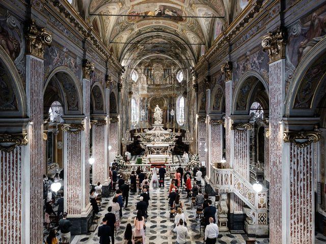 Il matrimonio di Luciano e Elisa a Sestri Levante, Genova 18