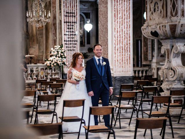 Il matrimonio di Luciano e Elisa a Sestri Levante, Genova 21