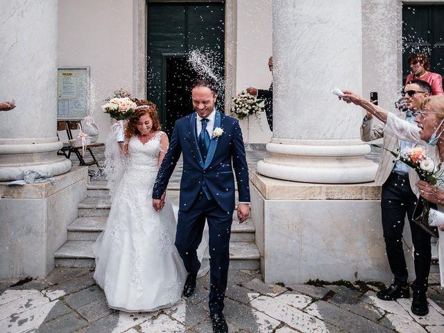 Il matrimonio di Luciano e Elisa a Sestri Levante, Genova 22