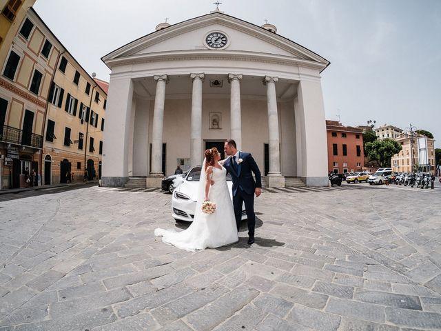 Il matrimonio di Luciano e Elisa a Sestri Levante, Genova 23