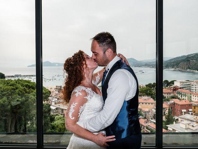 Il matrimonio di Luciano e Elisa a Sestri Levante, Genova 39