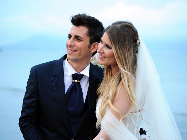 Il matrimonio di Salvatore e Nancy a Torre del Greco, Napoli 19