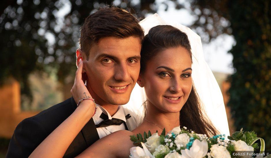 Il matrimonio di Francesco e Melissa a Roma, Roma