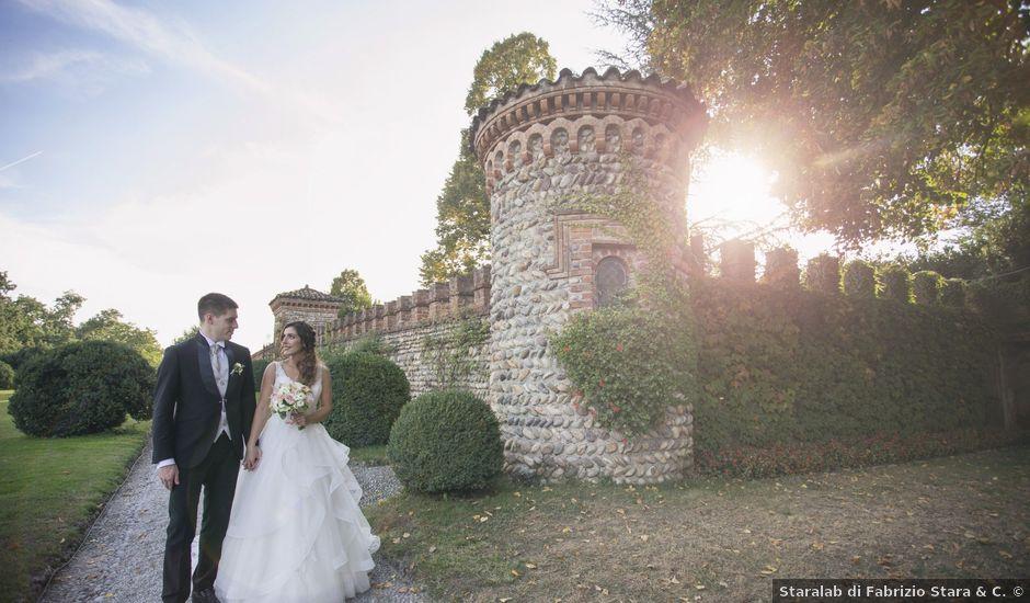 Il matrimonio di Giuseppe e Veronica a Filago, Bergamo