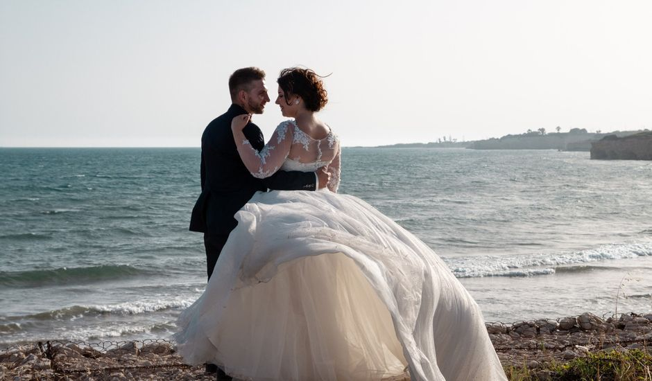 Il matrimonio di Damiano e Valeria a Ispica, Ragusa