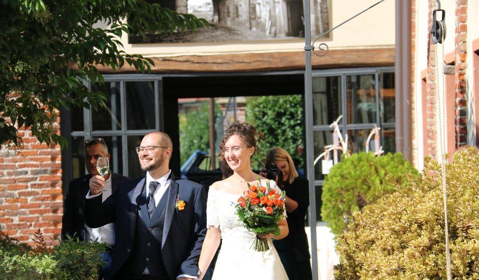 Il matrimonio di Roberto e Laura  a San Francesco al Campo, Torino