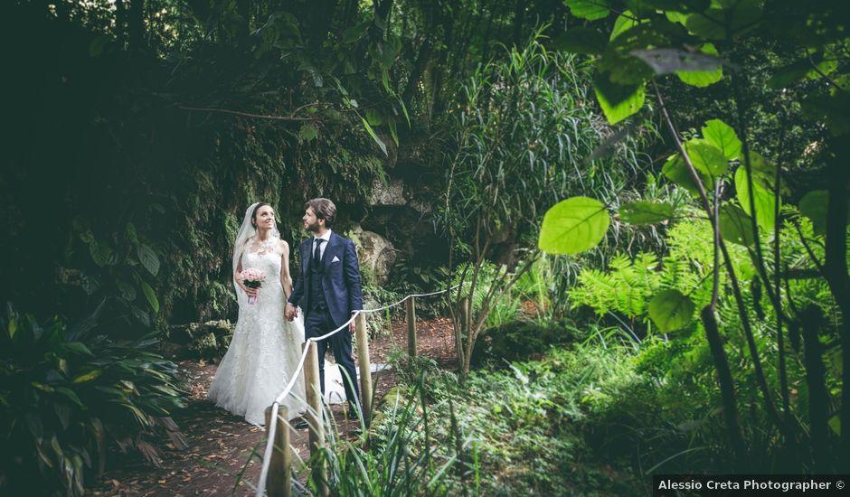 Il matrimonio di Claudio e Valentina a Airola, Benevento