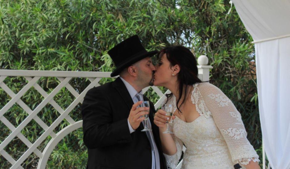 Il matrimonio di Stefania  e Andrea a Roma, Roma