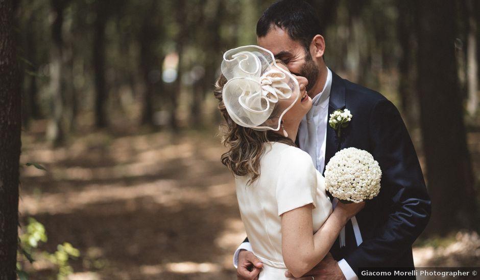 Il matrimonio di Fabrizio e Agnese a Piombino, Livorno