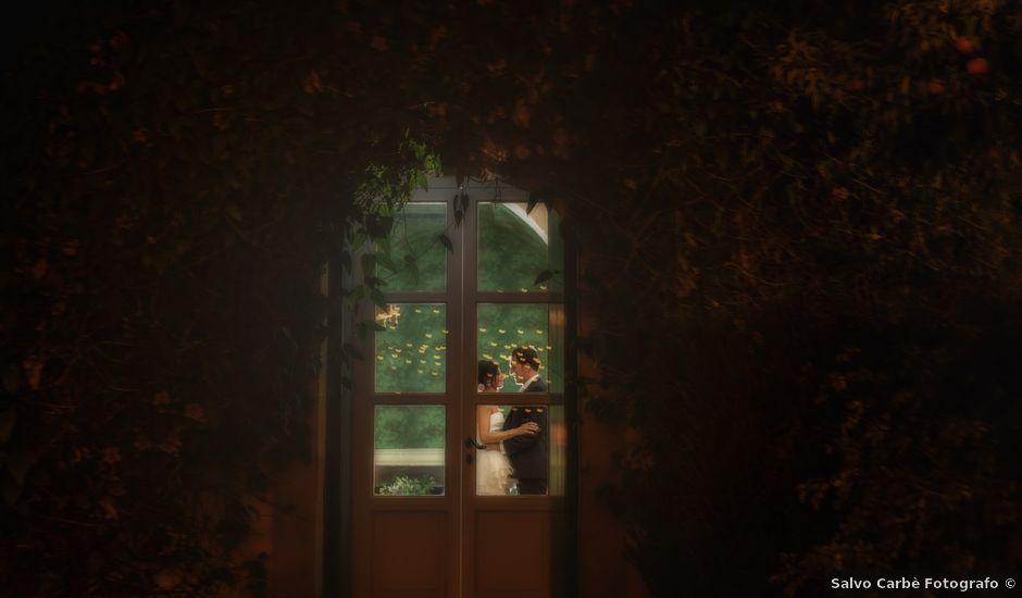 Il matrimonio di Salvatore e Carmen a Avola, Siracusa