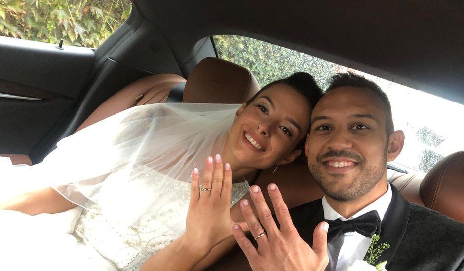 Il matrimonio di Massimo e Monica a Castano Primo, Milano