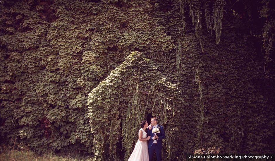Il matrimonio di Massimo e Laura a Cantù, Como