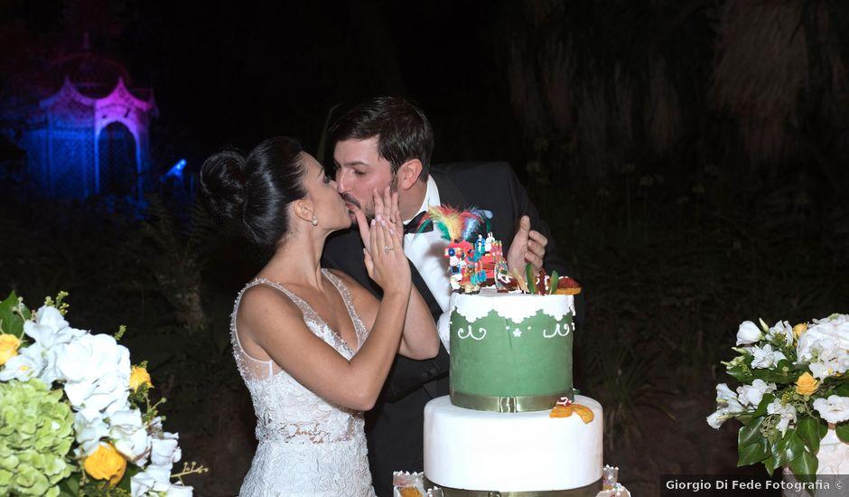 Il matrimonio di Riccardo e Fabiana a Palermo, Palermo