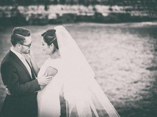 Le nozze di Fujhika e Andrea