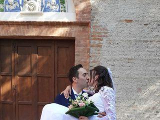 Le nozze di Samuela e Enrico 1