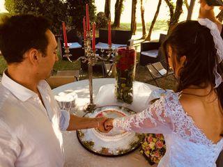 Le nozze di Samuela e Enrico