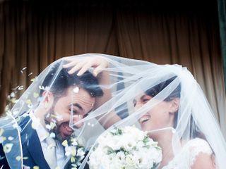 Le nozze di Enrica e Francesco