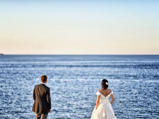 Le nozze di Giuseppe e Katia