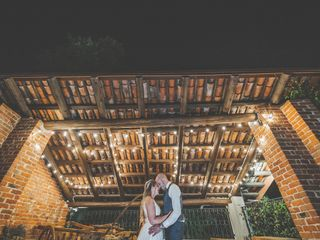 Le nozze di Tiziana e Leandro