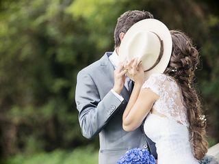 Le nozze di Christian e Valeria