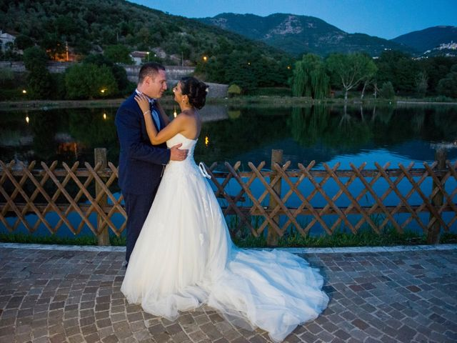 Il matrimonio di Luca e Alisia a Isernia, Isernia 18