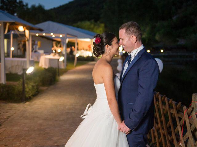 Le nozze di Alisia e Luca