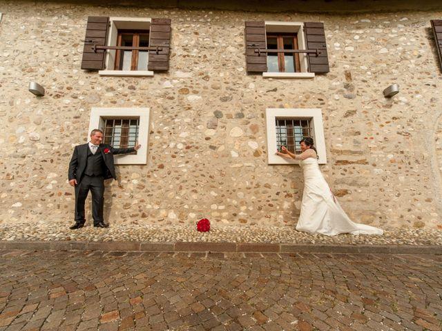 Le nozze di Rosangela e Alberto