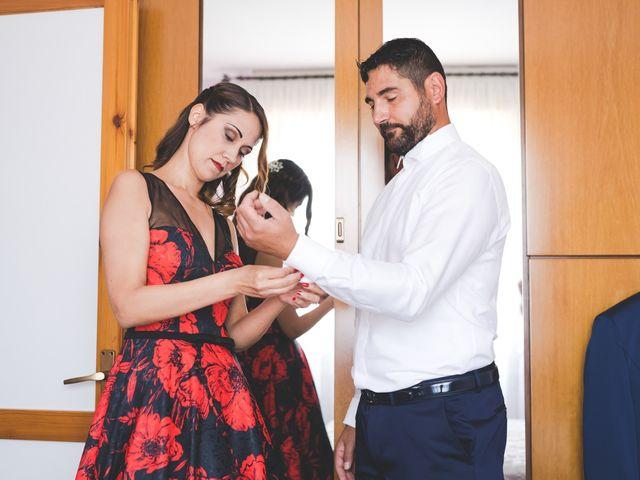 Il matrimonio di Lorenzo e Elisa a Guasila, Cagliari 9