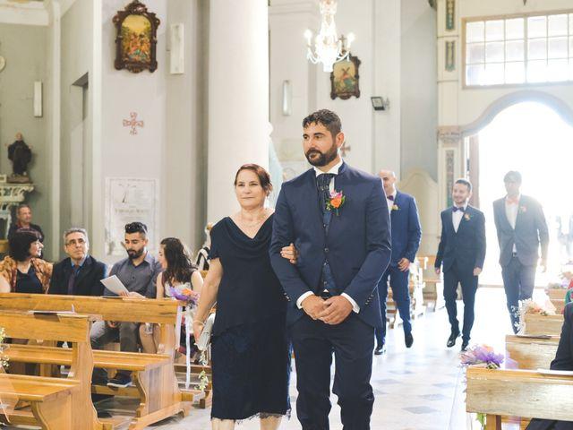 Il matrimonio di Lorenzo e Elisa a Guasila, Cagliari 38
