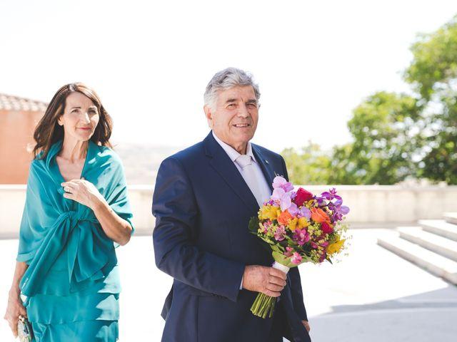Il matrimonio di Lorenzo e Elisa a Guasila, Cagliari 42