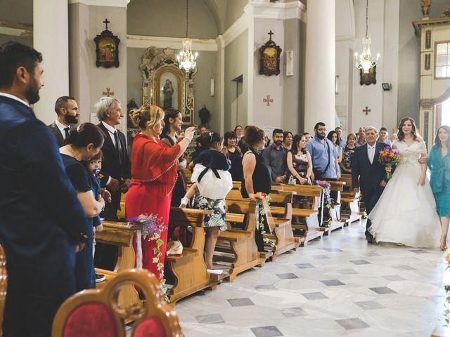 Il matrimonio di Lorenzo e Elisa a Guasila, Cagliari 44