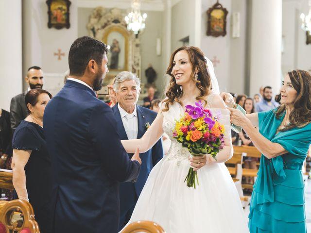 Il matrimonio di Lorenzo e Elisa a Guasila, Cagliari 45