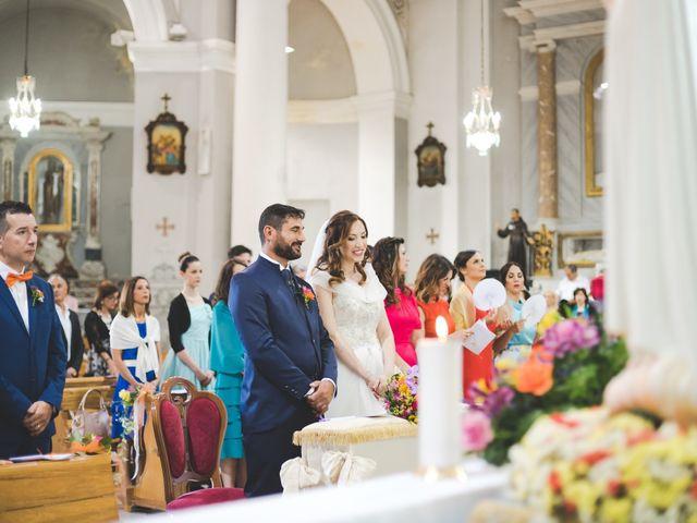 Il matrimonio di Lorenzo e Elisa a Guasila, Cagliari 47